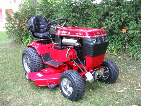 Wheel Horse Tractors on toro lawn mower parts diagram