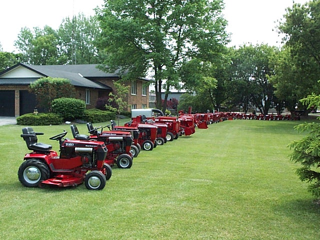 Wheel Horse Garden Tractor With Pto And 3 Point : Do you guys really use all your blowers snowblower forum