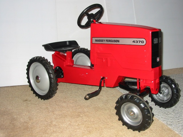 Ferguson Pedal Tractor : R b wheel horse stables